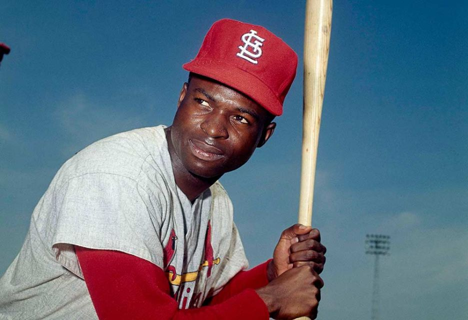 Lou Brock (AP Photo)