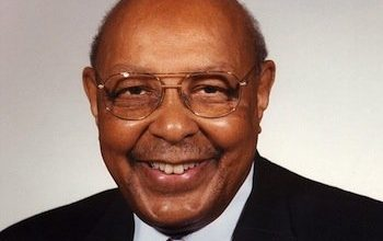 Photo of Louis Stokes, Ohio's 1st Black Congressman, Remembered as Pioneer