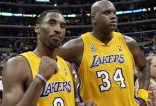 Photo of Kobe Bryant on Past Feud with Shaq: 'I Was An Idiot When I Was a Kid'