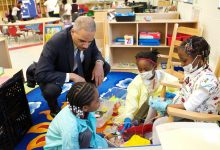 Photo of Black Children Experiencing Post-Recession Gains