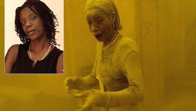 Photo of 9/11 'Dust Lady,' Marcy Borders, Dies of Cancer