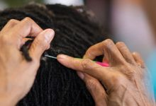 Photo of African-American Women in Charge Speak About Natural Hair