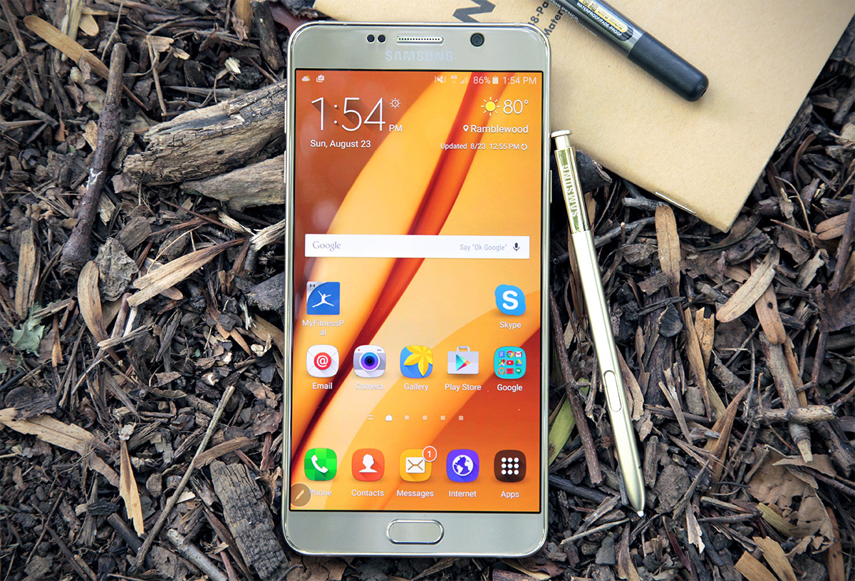 Photo of Samsung Galaxy Note 5 Review: The Best Big Phone Just Got Better