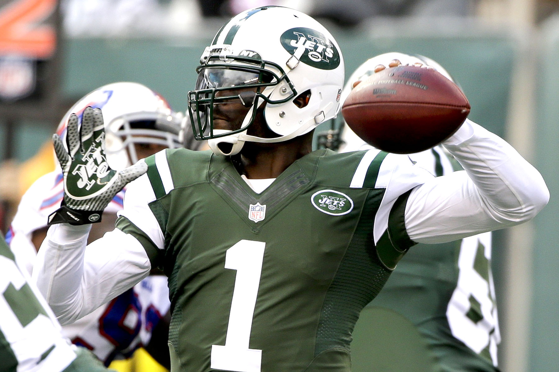 Photo of Steelers Sign QB Michael Vick to 1-Year Deal
