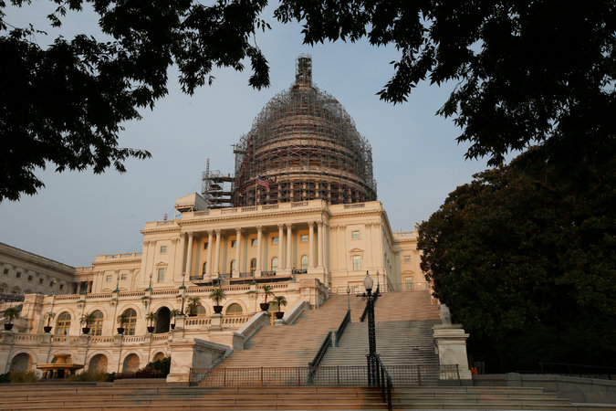 Congress returns from summer recess on Tuesday with just 12 legislative days to avoid a government shutdown. (Alex Brandon/AP Photo)