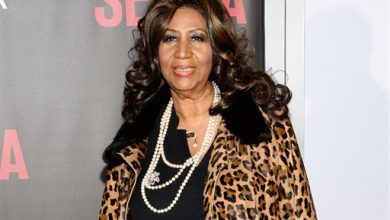 Photo of Aretha Franklin Has a Song, and a Gift, for the Pope
