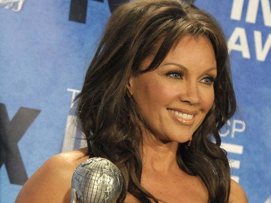 Vanessa Williams backstage at the NAACP Image Awards in 2011 (Dan Steinberg/AP Photo)