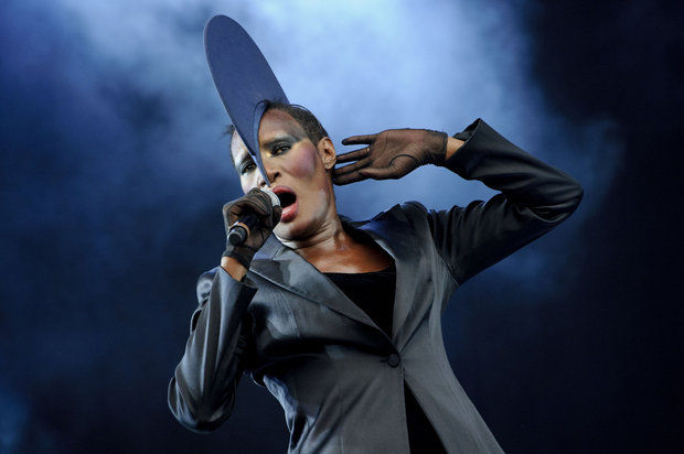 Photo of Grace Jones Trashes Beyonce, Miley Cyrus, Rihanna, Madonna in New Memoir