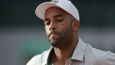 Photo of Former US No. 1 James Blake 'Slammed to Ground' by Police in Mistaken Detention
