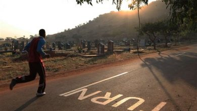 Photo of In Zimbabwe, a Cemetery Has Become an Exercise Hotspot