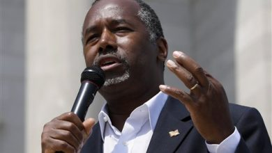 Photo of Ben Carson Slams 'Sickening' Black Lives Matter Movement for 'Bullying People'