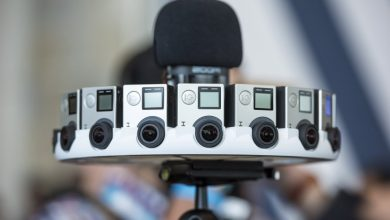 Photo of GoPro's 16-Camera Rig for Google Jump VR Costs $15,000