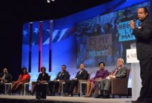 Photo of Black Lives Matter: National Town Hall Held at Congressional Black Caucus