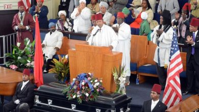 Photo of Homegoing for Mansur Ball-Bey Inspires Cries for Justice