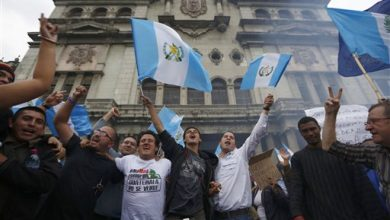 Photo of Immunity Lifted, Prosecutors Close in on Guatemala President