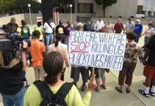 Photo of Black Lives Matter Movement Experiencing Growing Pains