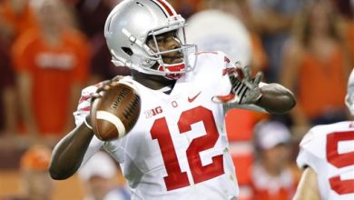 Photo of Cardale Jones is the Man at Ohio State, at Least for Now