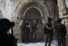 Photo of Clashes at Jerusalem Holy Site for Third Straight Day
