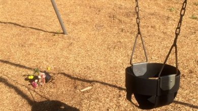 Photo of Mom Found with Dead Son in Playground Swing Indicted