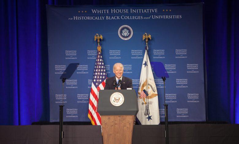 Photo of Biden Tries to Calm HBCU Leaders' Fears