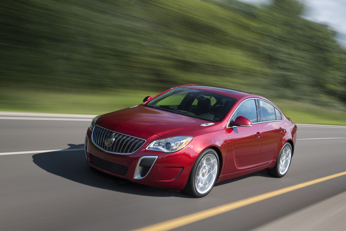 Photo of Car Review: 2015 Buick Regal AWD GS