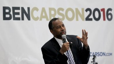 Photo of Ben Carson Visits Ferguson with a Call to Get Past Race
