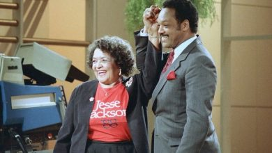 Photo of Rev. Jesse Jackson's Mother, Helen Burns Jackson, Dies at 91 in South Carolina