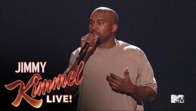 Photo of Jimmy Kimmel Shows How Kanye West & Donald Trump Have a Lot in Common