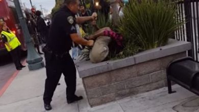 Photo of Video Shows Clash Between Officer, Teen in Calif.