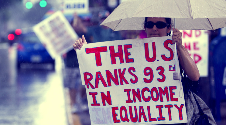 Photo of Survey: US More Competitive Globally, But Inequality a Risk