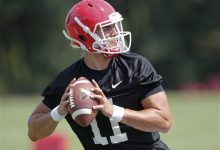 Photo of SEC's Title Hopes May Rest on An Influx of New Starting QBs