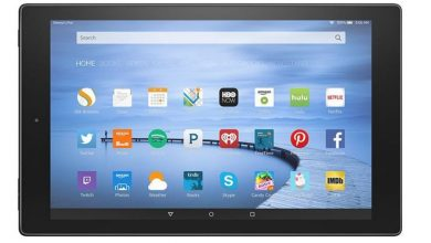 Photo of Amazon's Fire HD 10 Tablet a Rare Misfire for Company
