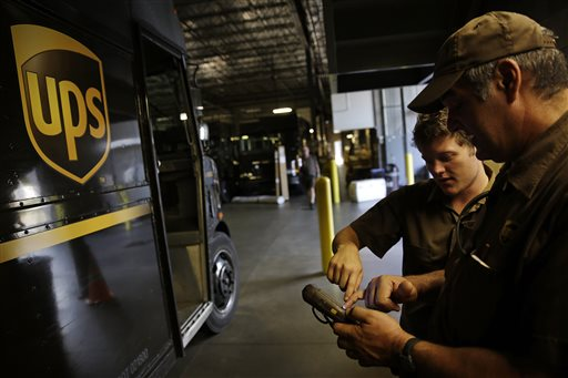 Photo of UPS Will Hire Up to 95,000 Holiday Season Workers