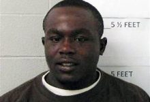 Photo of Man Shoots Infant Son, Ex-Girlfriend in Alabama Church