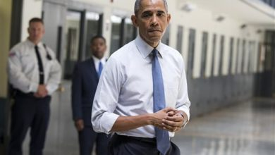 Photo of Documentary Featuring Obama Prison Visit Debuts in Oklahoma