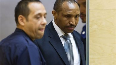 Photo of Congo Warlord Bosco Ntaganda Goes on Trial at ICC