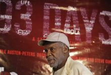 Photo of Actor Danny Glover in Nigeria to Star in Movie About Ebola