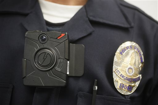 Photo of ACLU Wants Feds to Withhold Funds from LAPD for Body Cameras