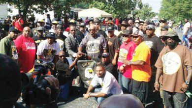 Photo of Black Motorcycle Dealer Threatened Into Backing Out of Justice Or Else?