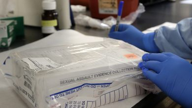 Photo of Rape Kits Untested in Kentucky, Destroyed in North Carolina