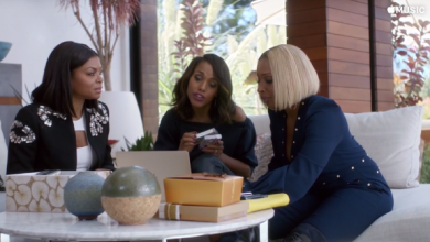 Photo of Kerry Washington, Taraji P. Henson & Mary J. Blige's Apple Music Commerical is All People Care About on Emmys Night