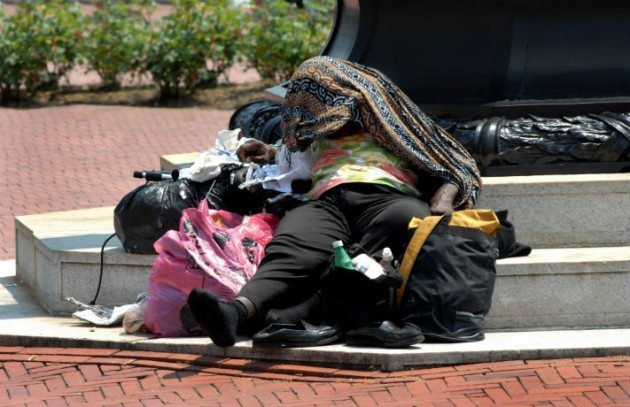 The District is poised to offset the number of families and individuals who face homelessness this winter. /Photo courtesy dcinno.streetwise.com