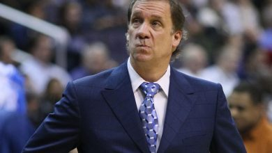 Photo of Timberwolves coach Flip Saunders dies of cancer at age 60