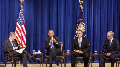 Photo of Obama Says Black Lives Matter Movement Is Legit