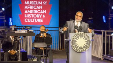 Photo of EDITORIAL: Lonnie Bunch — The Right Man at the Right Time