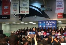 Photo of Hillary Clinton Calls for End to Racial Profiling, Justice Reforms at Clark Atlanta University
