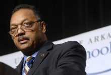 Photo of JESSE JACKSON: Missouri Students, Athletes Teach Lesson in Nonviolent Change