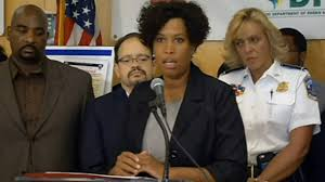 D.C. Mayor Muriel Bowser and Metropolitan Police Department Chief Cathy Lanier are seeking solutions to the rash of violent crimes plaguing the District. (Courtesy of BET)