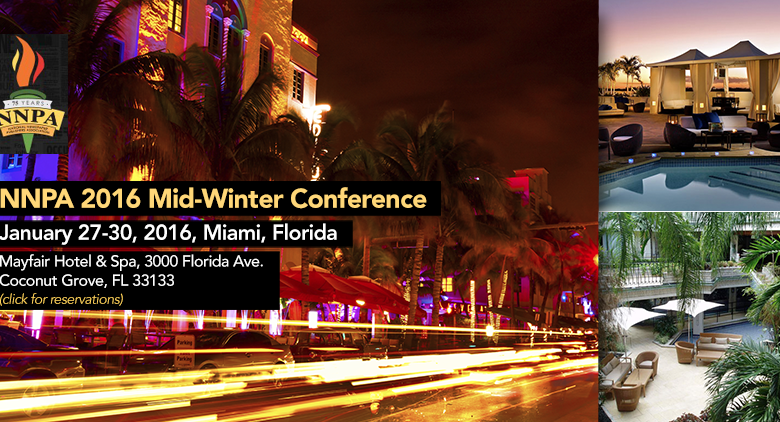 Photo of National Newspaper Publishers Association Mid-Winter Conference