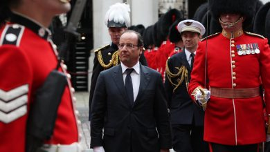 Photo of Paris Attacks Were an 'Act of War' by ISIS, Hollande Says